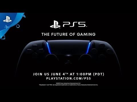 Sony spikar datum för PS5-fest