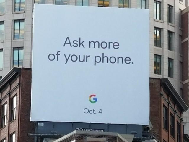 Google Pixel 2 och Pixel XL 2 ser ut att presenteras 4 oktober