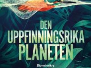 "Fredrik Moberg ""Den uppfinningsrika planeten"""