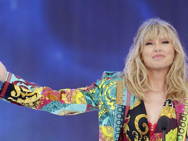 Taylor Swift ska spela in sina gamla skivor –igen