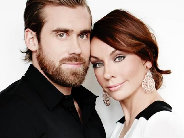 'Zäta' och Emma blir föräldrar i sommar