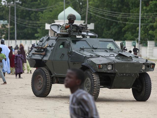 Nigeria sparkar ut Unicef från orolig region