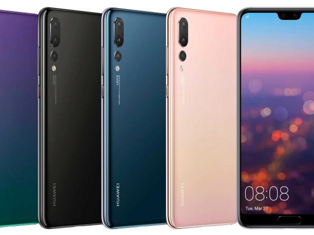 Huawei lanserar egna backuplösningen Mobile Cloud i samband med P20
