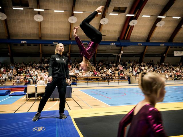 Lugi gymnastik: När får vi vår hall?