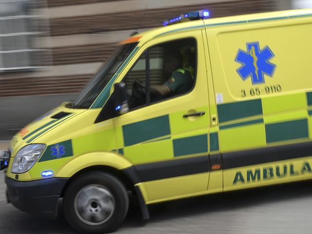 Ambulans misstog hjärtinfarkt för magsjuka