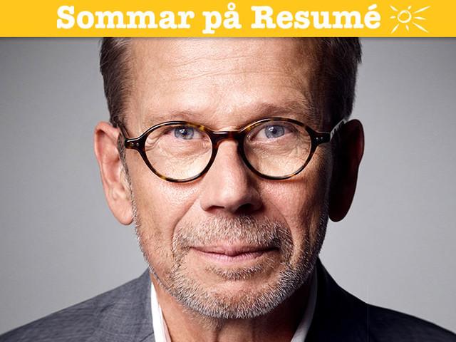 """Björn Rietz: """"Hänger på ön och redigerar gravt försenat bokmanus"""""""