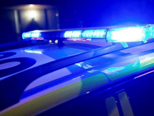 Män stal bil – var misstänkt narkotikapåverkade och bar patroner