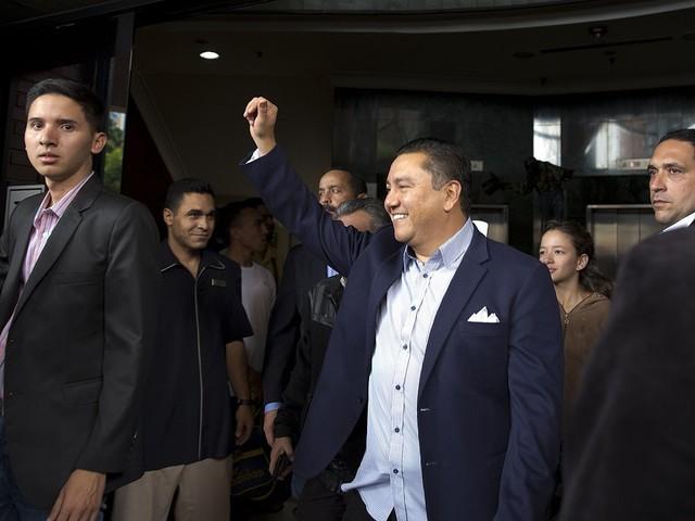 Oppositionen i Venezuela bojkottar valet