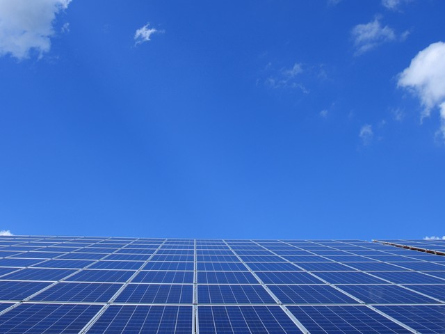 Danmark får Nordens största solcellspark