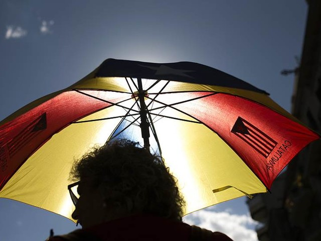 Katalanska borgmästare hotas med gripande
