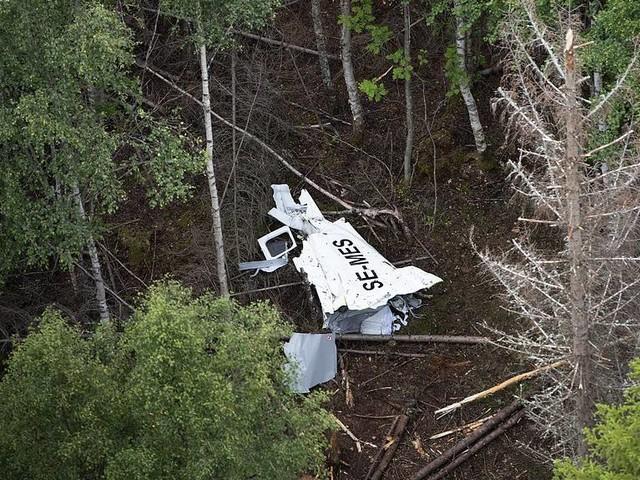 Flygmodell i Umeåkrasch stoppas i fler länder