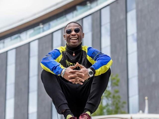 Gottsunda-rapparen som tog klivet ut på de stora scenerna