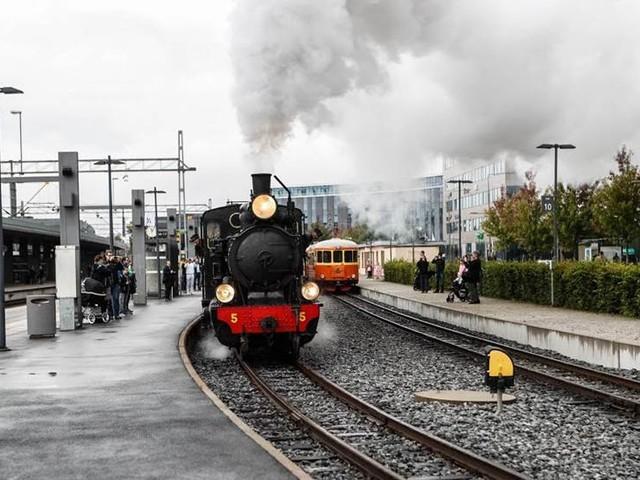 Ta tåget ut i Sommaruppland