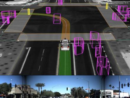 Så här tränar Waymo upp sina självkörande bilar