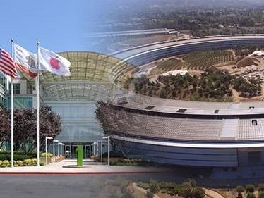 Apple byter adress – har nu officiellt flyttat in på Apple Park