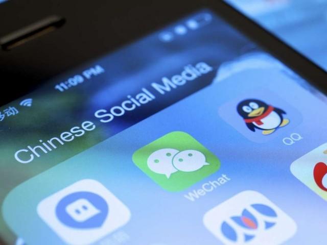 WeChat: Nya, tuffa användarvillkor och rättelse