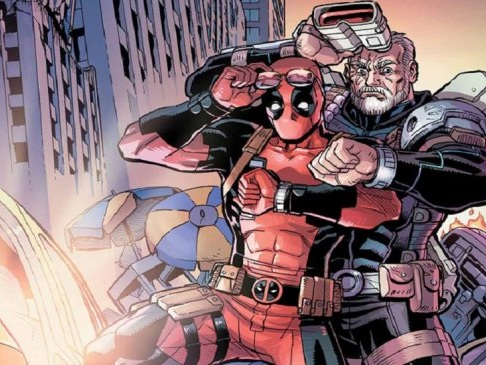 Ryan Reynolds sugen på en Deadpool/Avengers-crossover