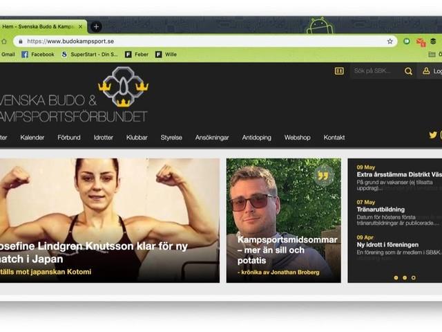 Kampsportsförbud la ut medlemmars id-handlingar på nätet