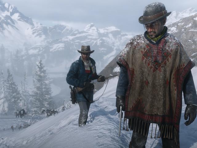 Red Read Redemption 2 till PC får 4K-trailer