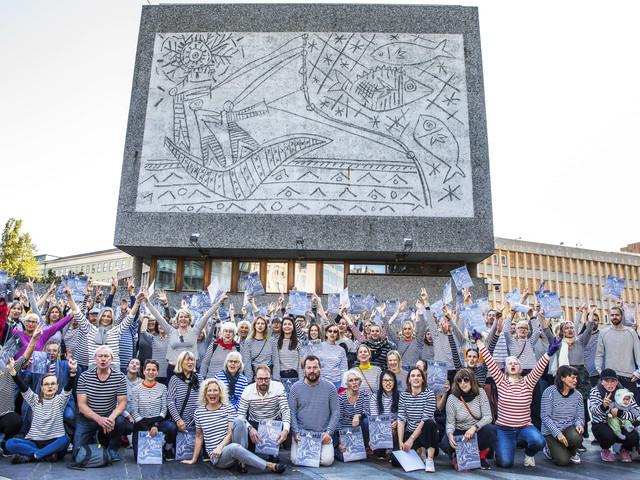 Norge stäms för rivning av Picassohus