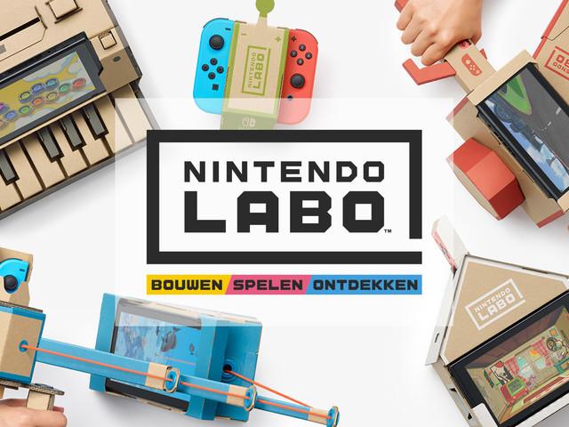 Tyska PEGI-motsvarigheten tänkte slänga Nintendo Labo