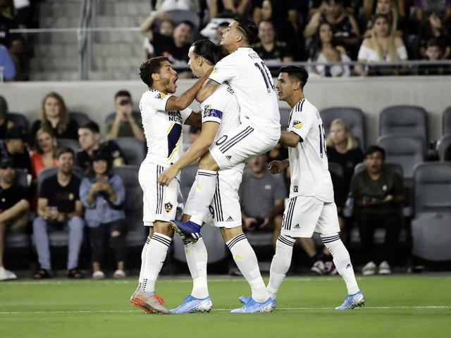 Zlatan nätade men nådde inte målet