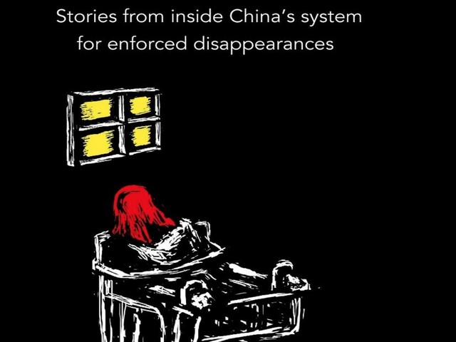 Utdrag från ny bok med berättelser inifrån Kinas hemiga fängelser