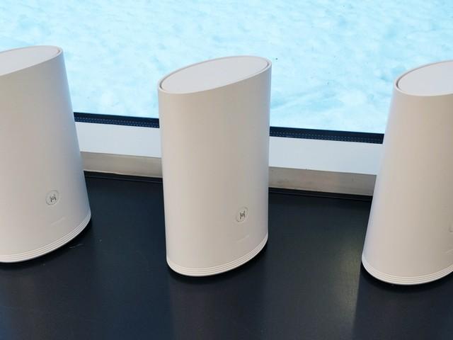 Wifi Q2: Huawei vill ge dig bra täckning i hela hemmet