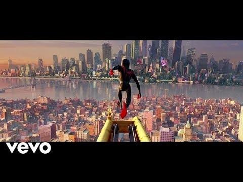 Lite nytt material från Spider-Man: Into the Spider-Verse