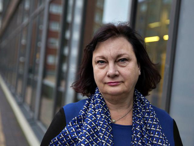 Ex-polischefen Annika Stenberg tar nytt direktörsjobb