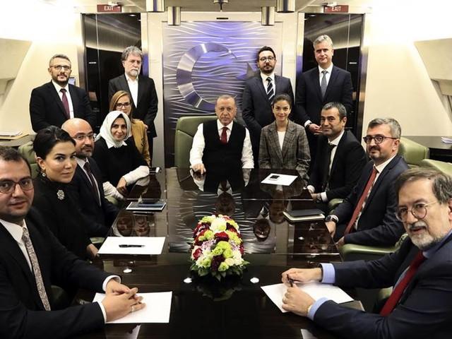 Erdogan: Vi kommer inte att utlysa vapenvila
