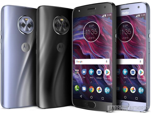 Stor läcka kring Motorola Moto X4