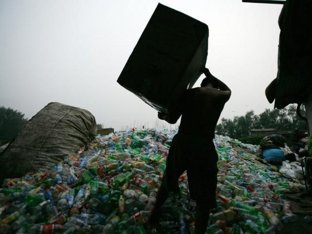 Kinas plaststopp sätter press på svensk återvinning