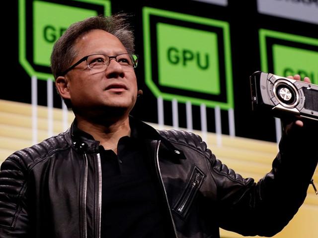 Nvidia direktsänder från GPU Technology Conference 2019