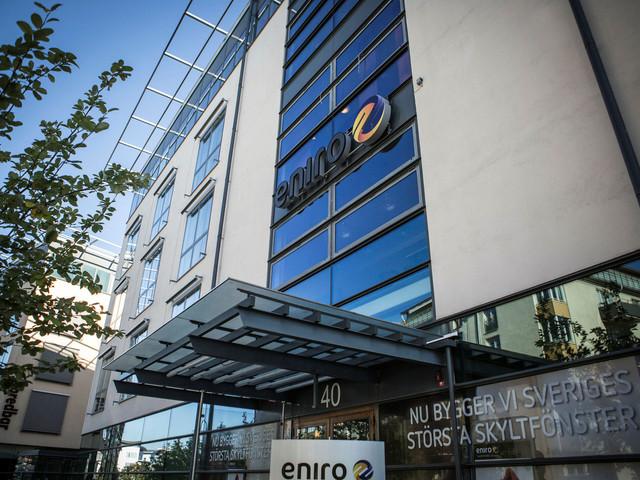Eniro flyttar delar av verksamheten i början av nästa år