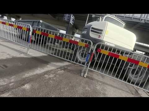 FILM: Cykelbanan längs Marieholmsgatan öppnad igen (apr 2020)