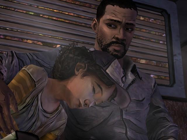 Lugnande besked från Skybound om The Walking Dead: The Final Season