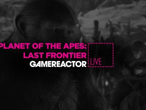 Gamereactor Live: Hårt apliv i Planet of the Apes: Last Frontier