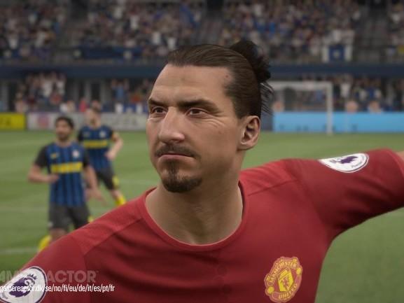 FIFA 18 fortsätter dominera nordisk spelförsäljning
