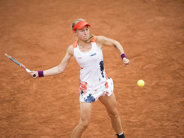 Larsson tog WTA-titeln i Nürnberg