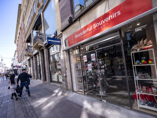 Danmark: BNP sjönk i första kvartalet
