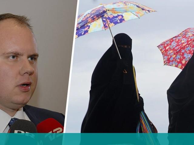 Danska regeringen om burkaförbudet: Kan bli aktuellt med fängelsestraff