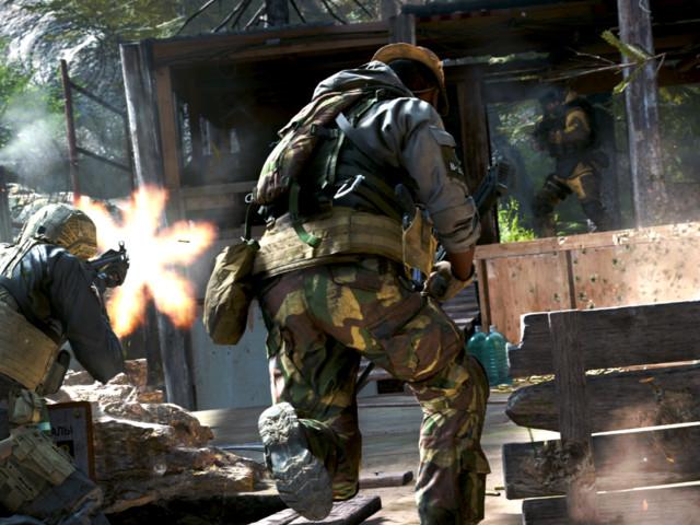 Infinity Ward visar upp nytt gameplay från Modern Warfare
