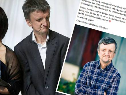 """""""Glada Hudik""""-Bosse är död"""