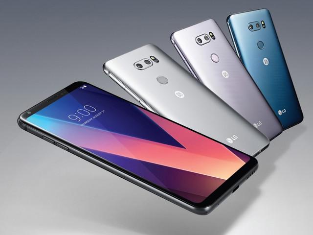 LG V30 dyker upp i svensk nätbutik, sägs vara i lager 20 december