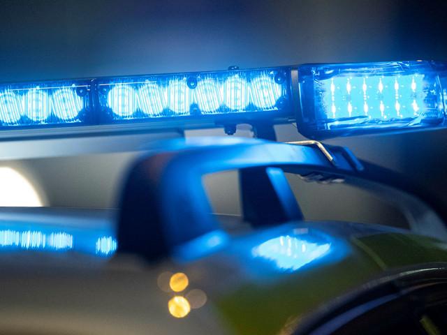Polisinsats efter inbrott i Värpinge
