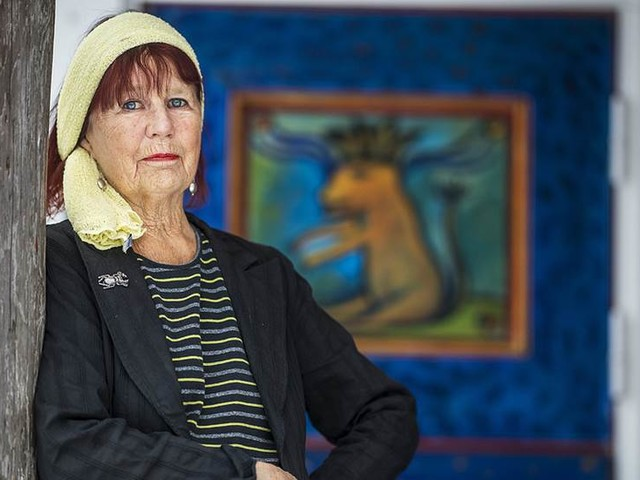 Ulrica Hydman Vallien är död
