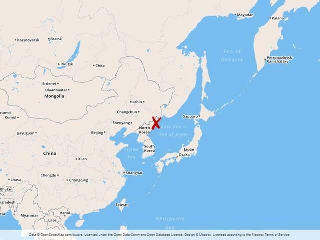 Nordkoreanska fartyg beslagtagna av Ryssland