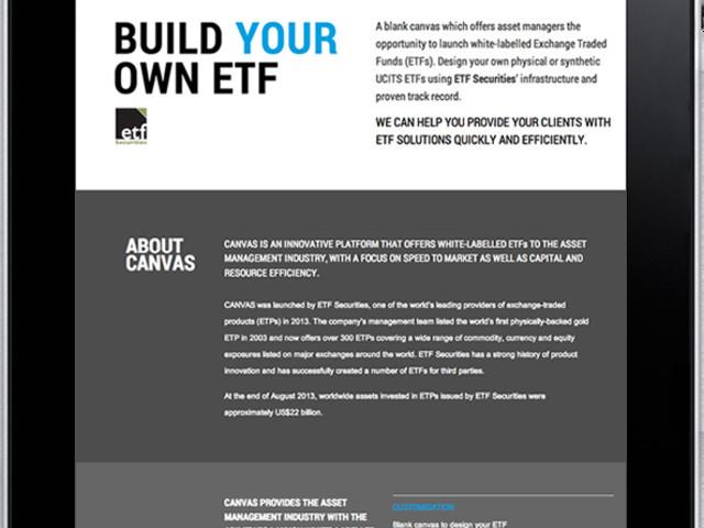 ETF Securities to sell its European ETF platform to LGIM