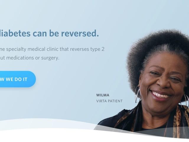 Lanseringen av Virta Health – att reversera typ 2-diabetes för 100 miljoner människor?
